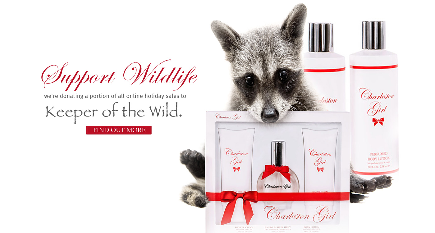 Support Wildlife with Keeper of the Wild