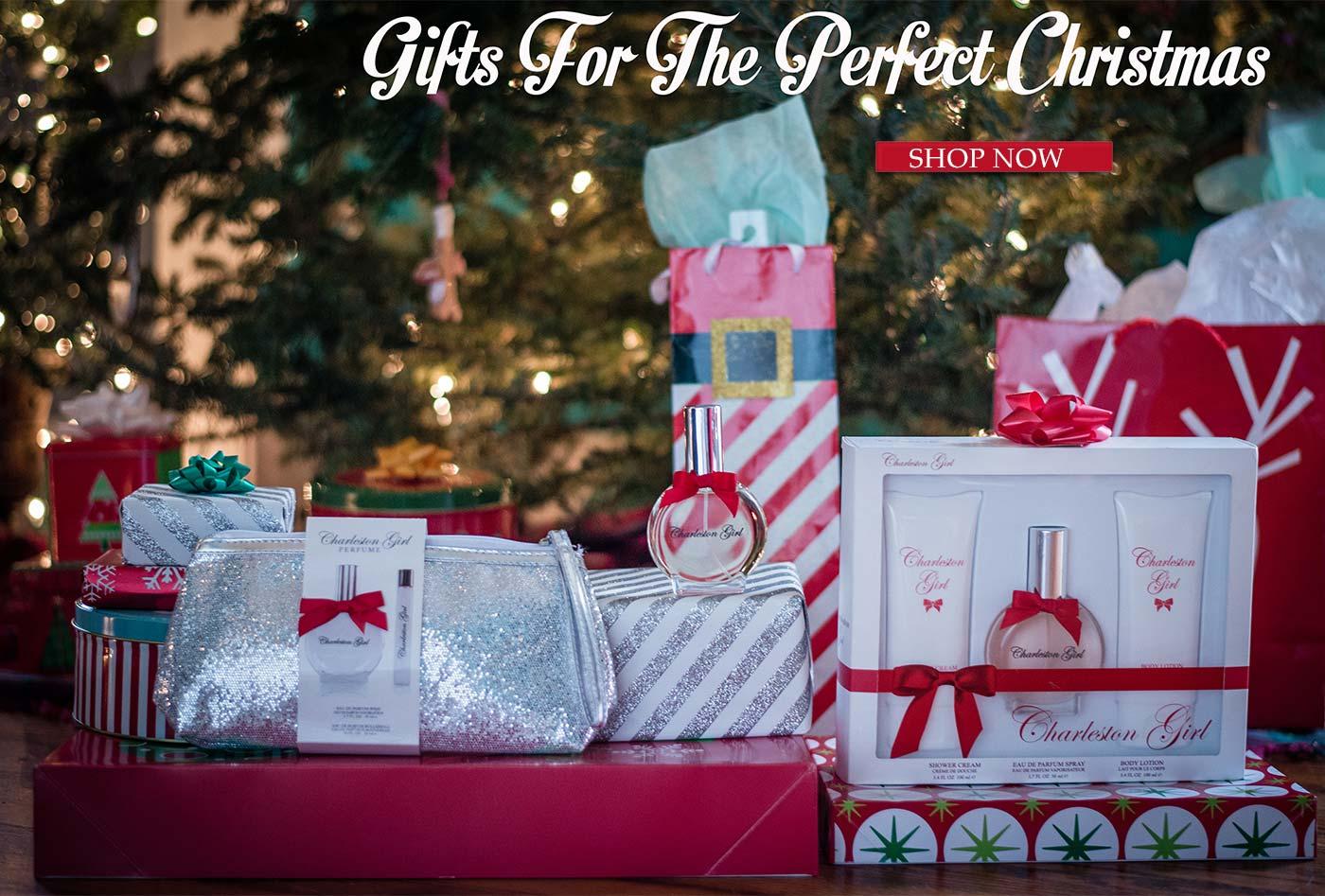Christmas Gift Ideas Charleston Girl Perfume Specials