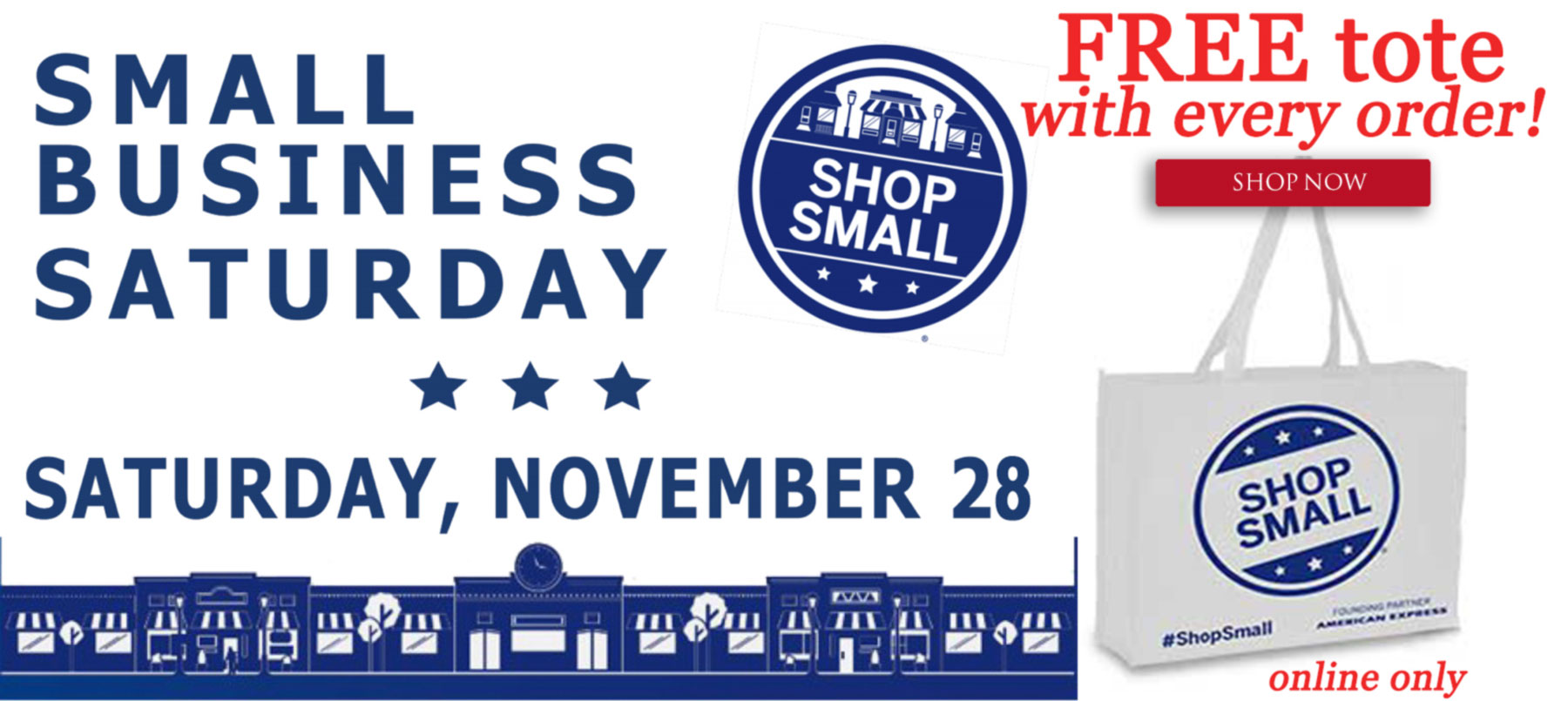 Small Business Saturday Shop Local