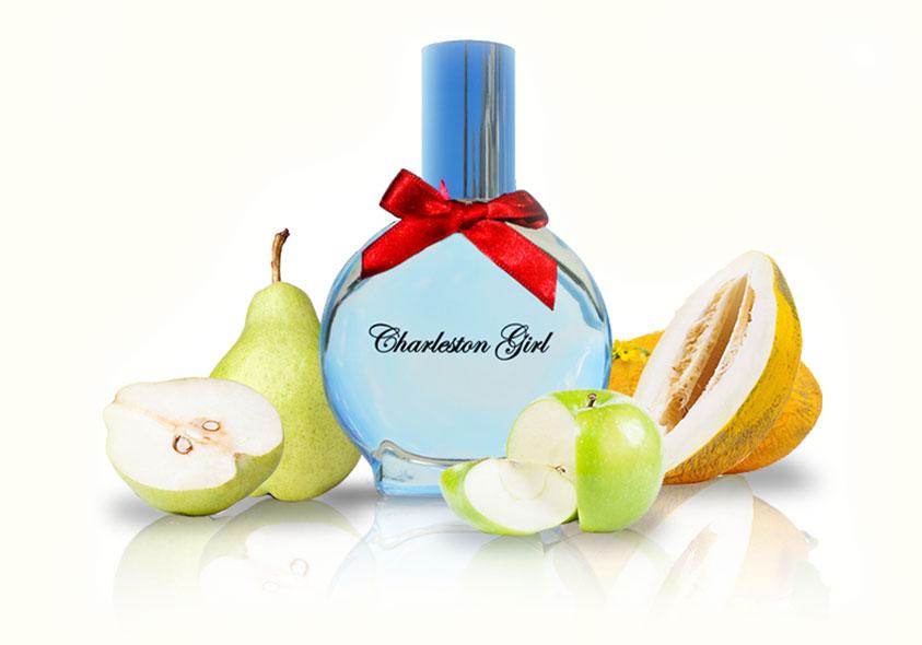 Charleston Girl Perfume Fragrance Top Note