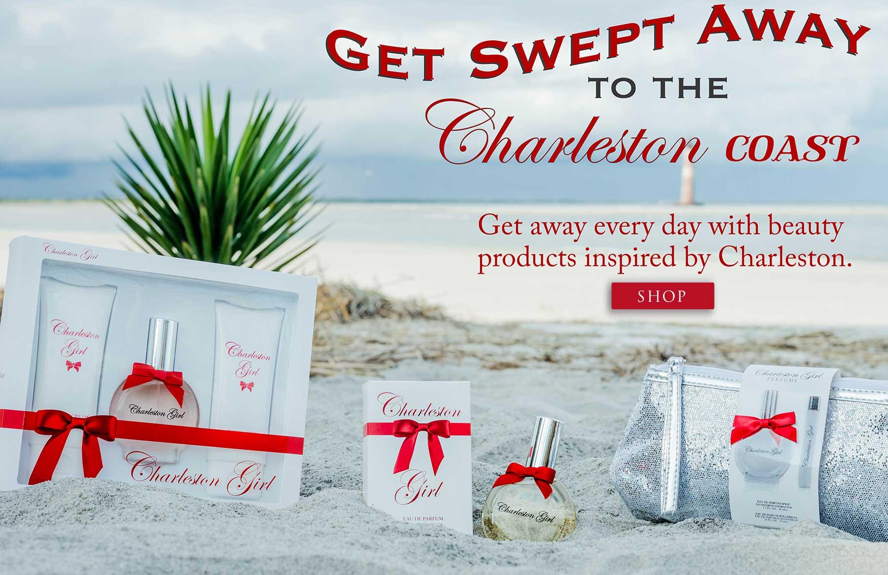 Charleston Girl Perfume Specials