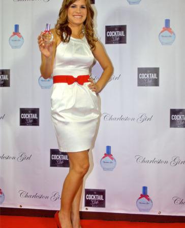 Kelly Gaskins of Charleston Girl Perfume